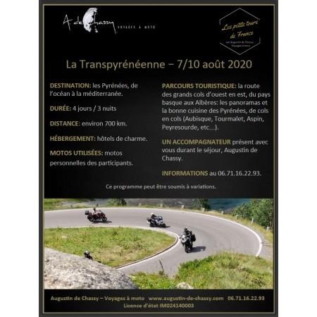 Les Petits Tours de France - Transpyrénéenne